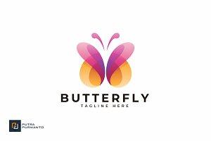 Butterfly - Logo Template