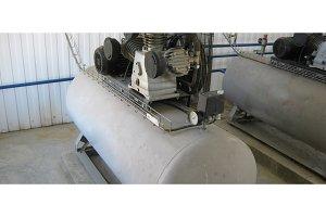 Air compressor. equipment for
