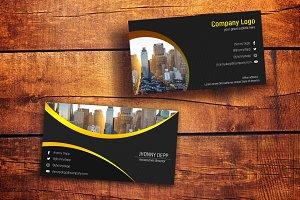 Flashy business card templates