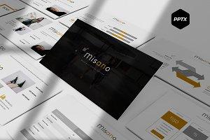 Misano - Powerpoint Template