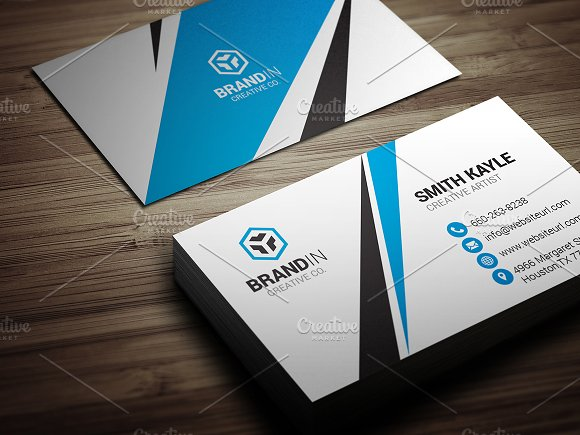 Creative Business Card Template Business Card Templates - Creative business card templates