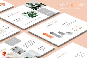 Xenophon - Powerpoint Template