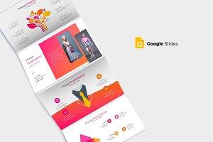 Frooze - Google Slides Template