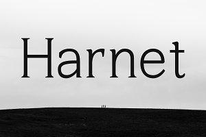 Harnet Serif