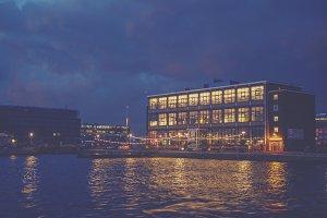 IJkantine in Amsterdam