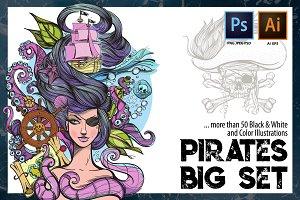 Pirates big set