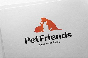 Pet / Animals Logo Template