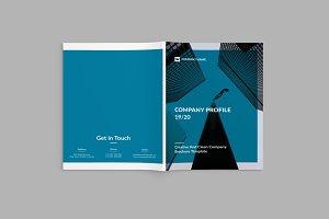 Jinada - A4 Company Profile Brochure