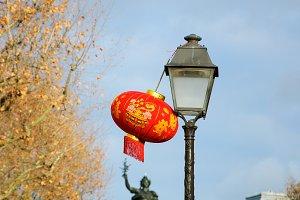 Paris. Chinese New Year.