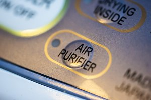 Air Purifier and dehumidifier. Conce