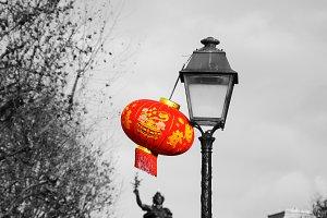 Parisian Chinese New Year.