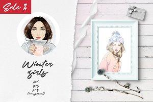 Winter girls