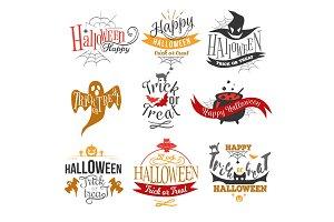 logo Happy Halloween