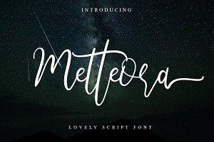 Metteora lovely script