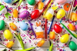 Easter backgrund