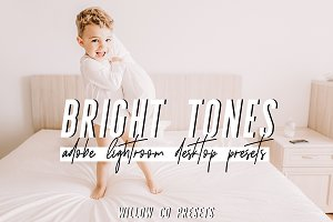 BRIGHT LIGHTROOM PRESETS
