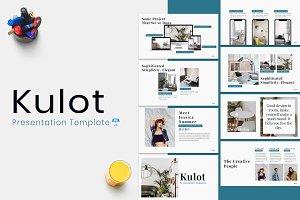 Kulot - Keynote Template