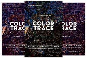 Color Trance Flyer