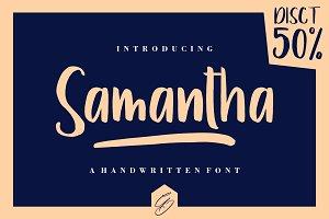 Samantha [OFF 50% on JANUARY '19]