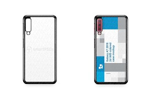 Samsung Galaxy A7 2d PC Colored Case