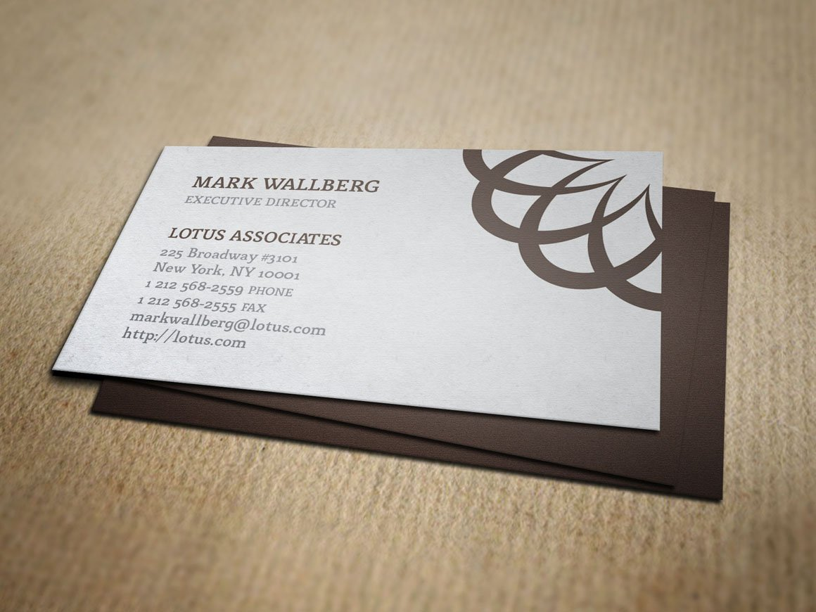 Vintage Law Firm Business Card ~ Business Card Templates ~ Creative ...