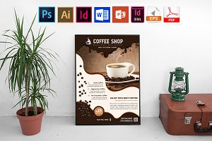 Poster | Coffee Shop Vol-02