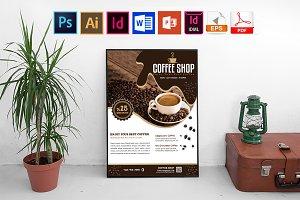 Poster | Coffee Shop Vol-03