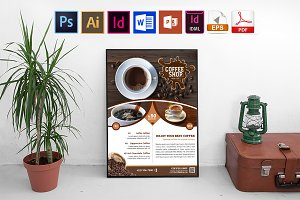 Poster | Coffee Shop Vol-01
