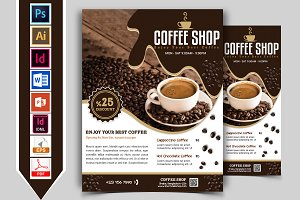 Coffee Shop Flyer Vol-03