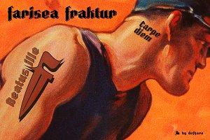 Farisea Fraktur -2 fonts-