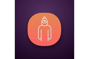 Stress and life problems app icon