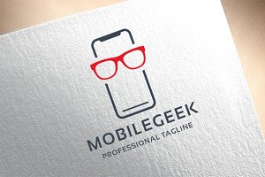Mobile Geek Logo