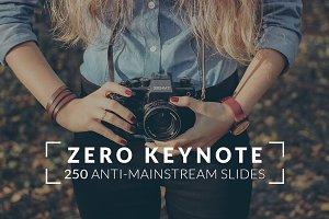 Zero Keynote