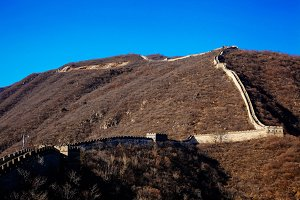 Great Wall of China Landscape - Tour