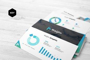 Raijin - Keynote Template