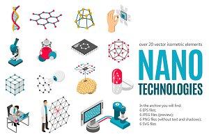 NanoTechnologies Isometric Set