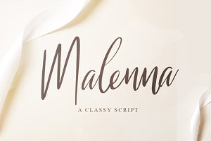 Malenna Script
