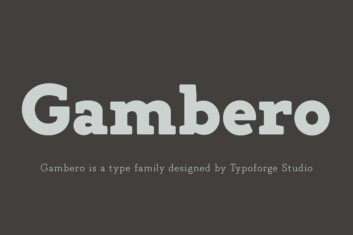 Gambero 90% off