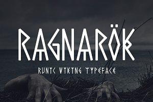 Ragnarok - Runic Viking Font