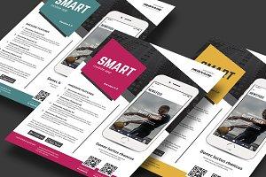 App Flyer Template