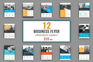 Business Flyer Bundle