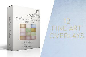 Diaphanous Fine Art Overlays