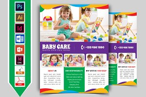 Baby Care Flyer Vol-02