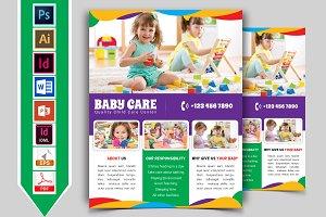 Baby Care Flyer Vol-02