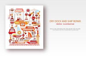 Dry Dock and Ship Repair