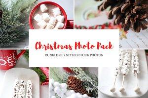 Christmas Holiday Stock Photo Pack