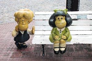 Mafalda  Characters