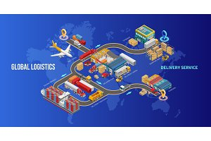 Global logistics and delivery