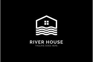River House - Real Estate Logo