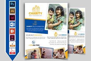 Charity Donation Flyer Vol-02